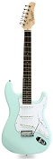 XV-870 Surf Green Rosewood Fingerboard