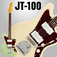 XV-JT100 Offset Electric Guitars