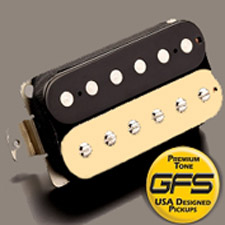 Zebra Humbucker Sized Pickups