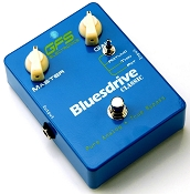NEW DESIGN! Bluesdrive  Overdrive Pedal- Fat, Sweet Lead tones