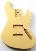 Jazz Bass Lightweight Body Vintage Ivory Finish