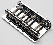 Top Mount Four String Bass bridge