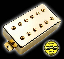 KP - Dream 180 Vintage-Voiced Humbucker, Gold - Kwikplug® Ready
