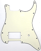 Single Humbucker Stratocaster Pickguard