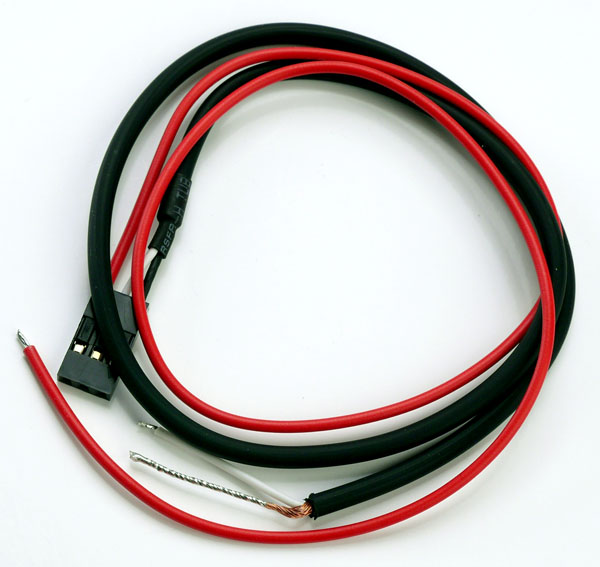 15 3 conductor cable for redactive pickups solder installation blem. Black Bedroom Furniture Sets. Home Design Ideas