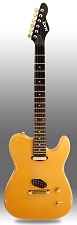Slick SL50 Aged Butterscotch Dual Telecaster Pickups
