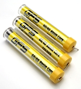 SPECIAL PURCHASE! Guitar Solder- The ONLY stuff to use- 60/40: THREE rolls of 60/40 Solder- Bulk Purchase!