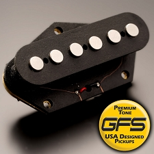KP - Alnico Fatbody 10K OVERWOUND Tele Bridge Pickup - Kwikplug® Ready