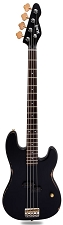 Black Slick SLPB Solid Ash Bass Guitar Hand Aged SLick Alnico Pickup