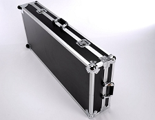 XGP Wheeled Professional Strat/Tele Sized Flight Case 3 colors