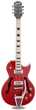 Xtrem Equipped XV-570 Maple Fingerboard Minitrons Rocket Red