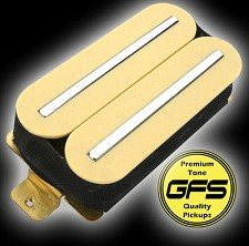 KP - GFS Crunchy Rails- Our Hottest- Modern Metal Power- Ivory  - Kwikplug® Ready