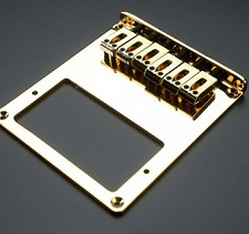 Gold Humbucker Bridge for Tele