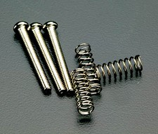 Telecaster Screw and Spring set- 3 of each