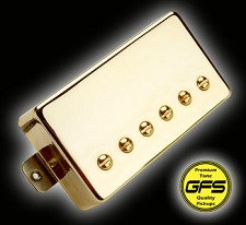 KP - VEH- Vintage Extra Hot - The BROWN SOUND, Gold - Kwikplug® Ready