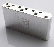 Import 10.5mm Spaced Machined Titanium Tremolo Block