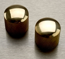 XGP Brand SOLID BRASS Slick Guitars Telecaster style knobs (Round Top)