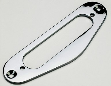 Telecaster Neck Pickup Chrome Trim Ring