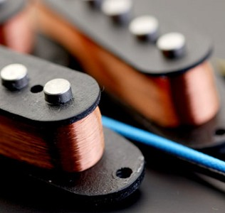 KP - Premium Overwound Alnico Strat Pickups- Our Best Hot Set! - Kwikplug® Ready